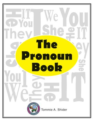 The Pronoun Book