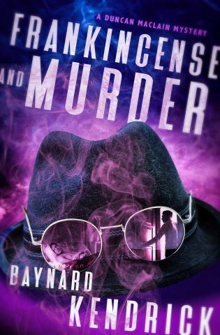 Frankincense and Murder