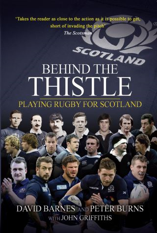 Behind the Thistle