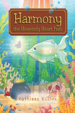 Harmony the Heavenly Heart Fish