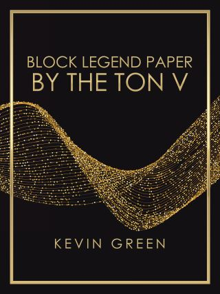 Block Legend Paper by the Ton V