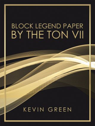 Block Legend Paper by the Ton Vii