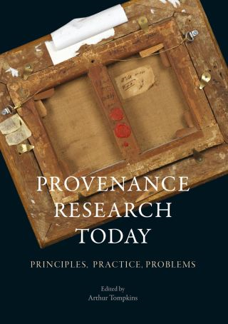 The Provenance Research Today