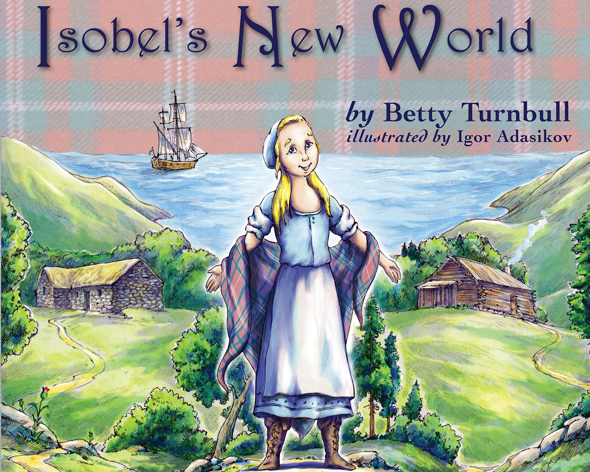 Isobel's New World