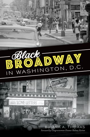 Black Broadway in Washington, DC