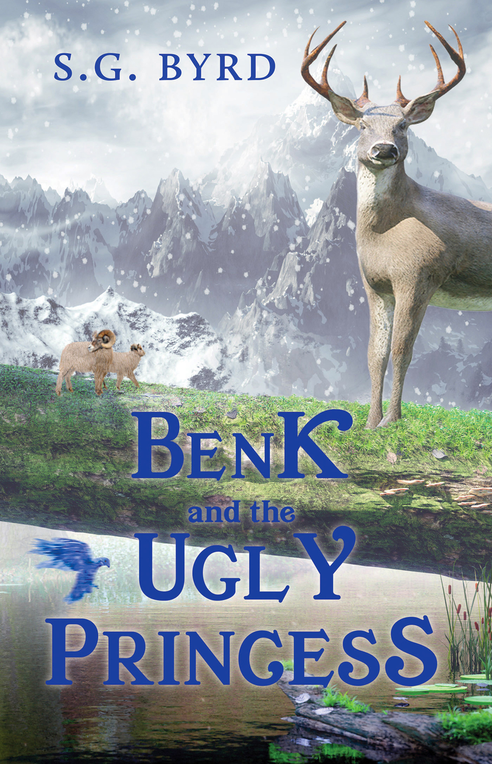 Benk and the Ugly Princess