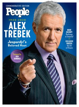 PEOPLE Alex Trebek