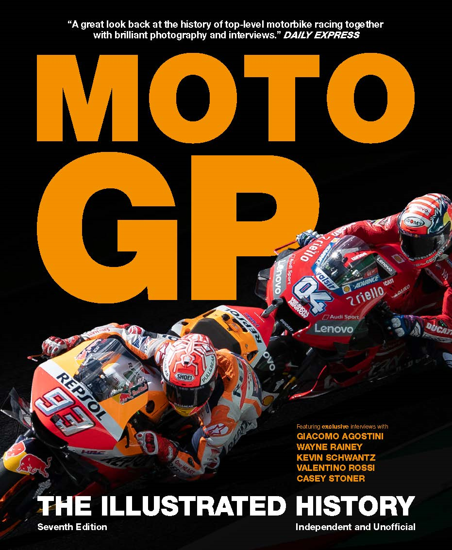 The Illustrated History of Moto GP