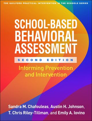 School-Based Behavioral Assessment, Second Edition