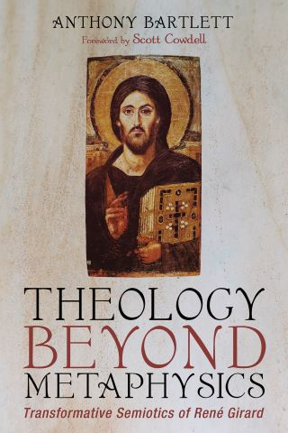 Theology Beyond Metaphysics