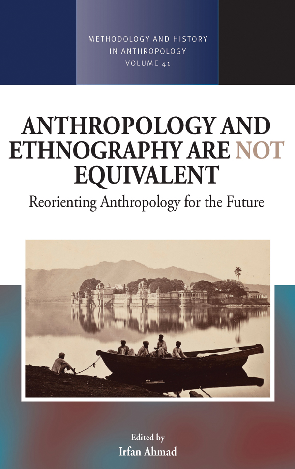 Anthropology and Ethnography are Not Equivalent