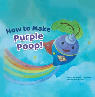 How to Make Purple Poop!