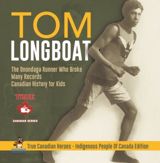 Tom Longboat - The Onondaga Runner Who Broke Many Records | Canadian History for Kids | True Canadian Heroes - Indigenous People Of Canada Edition
