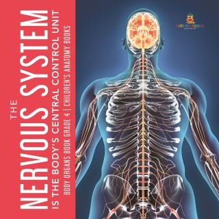 The Nervous System Is the Body's Central Control Unit | Body Organs Book Grade 4 | Children's Anatomy Books