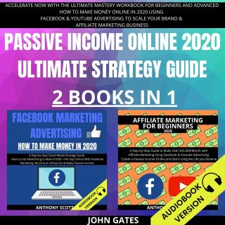 Passive Income Online 2020 Ultimate Strategy Guide 2 Books in 1