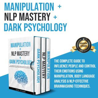 Bundle Manipulation + NLP Mastery + Dark Psychology