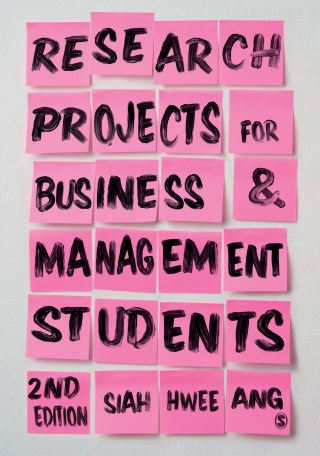 Research Projects for Business & Management Students