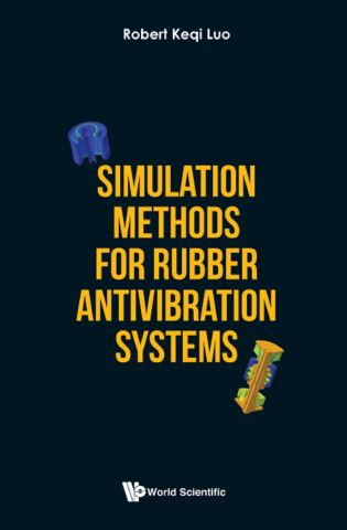 Simulation Methods For Rubber Antivibration Systems