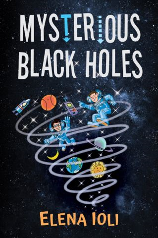 Mysterious Black Holes