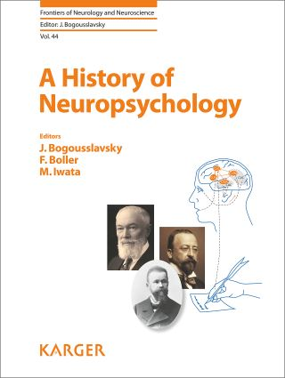 A History of Neuropsychology