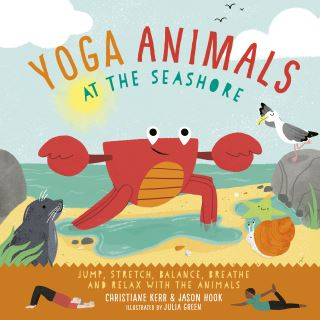 Yoga Animals: At the Seashore