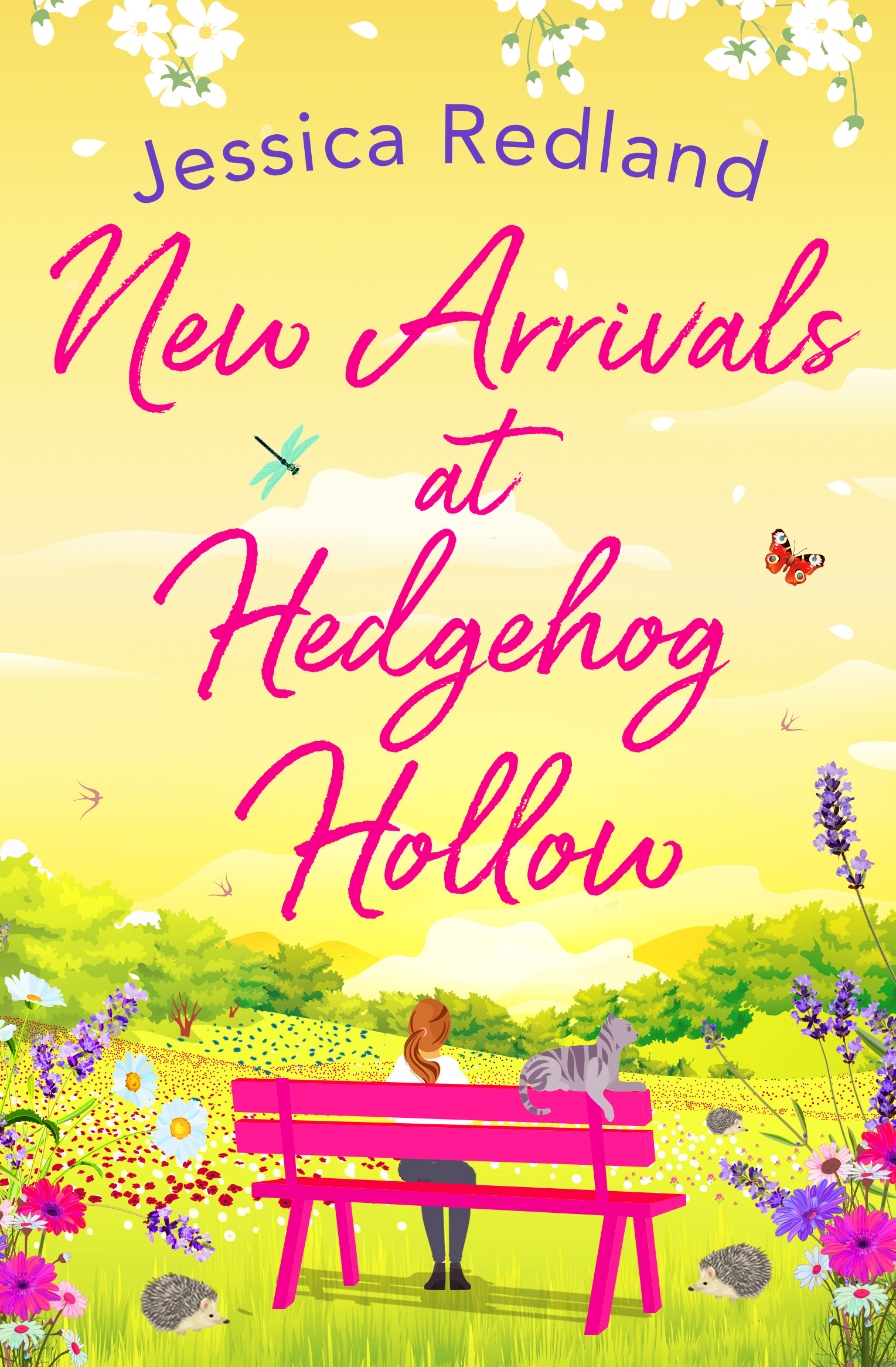 New Arrivals at Hedgehog Hollow