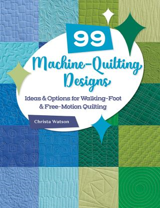99 Machine-Quilting Designs