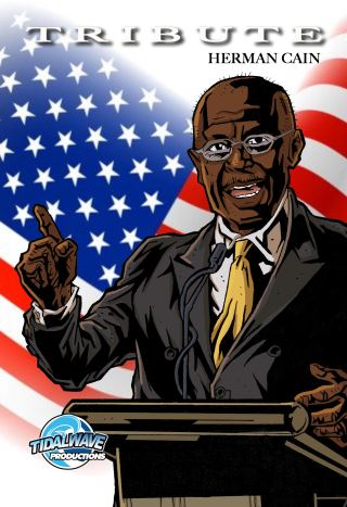 Tribute: Herman Cain
