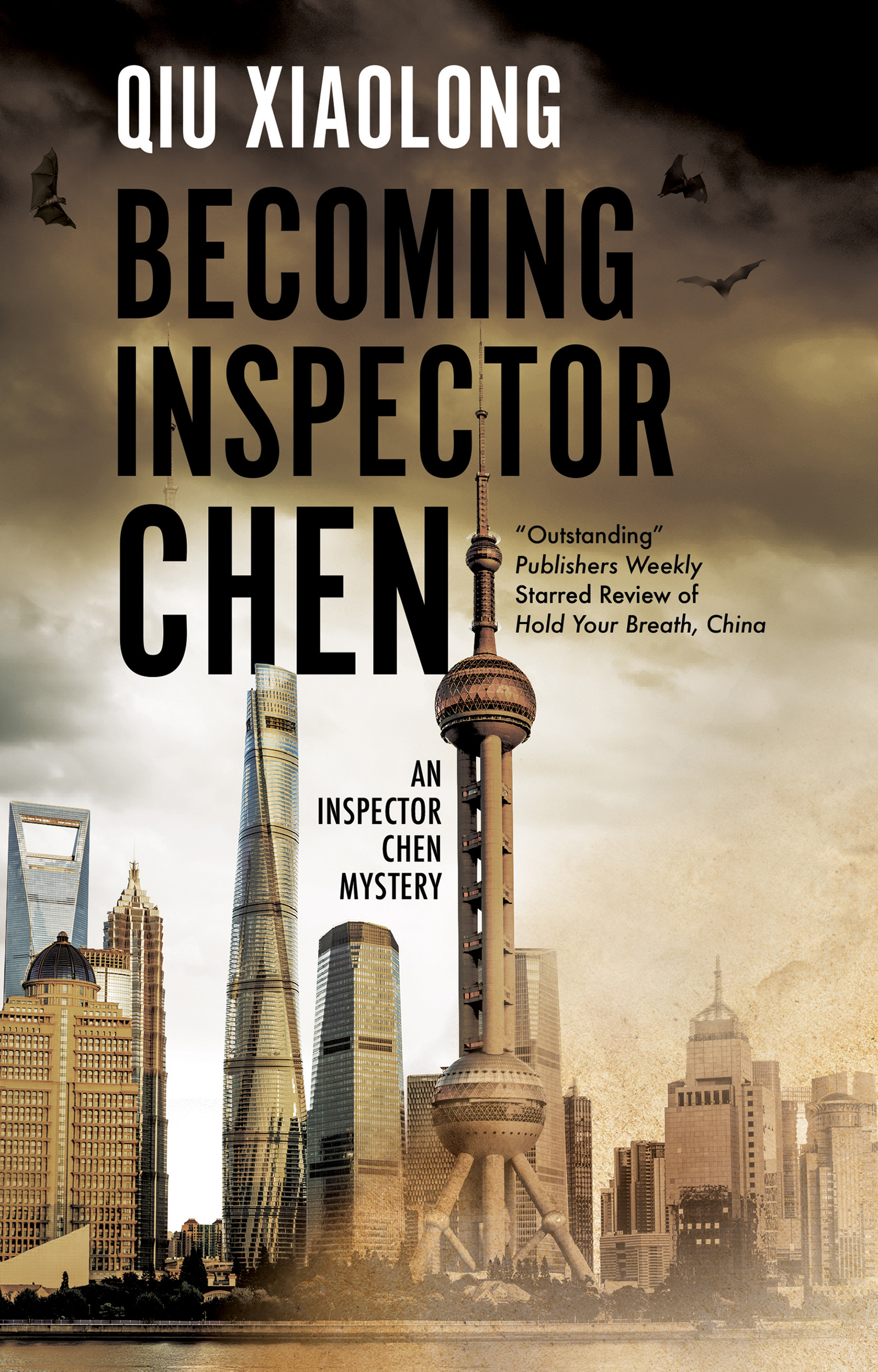 Becoming Inspector Chen