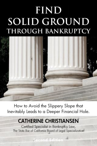Find Solid Ground Through Bankruptcy