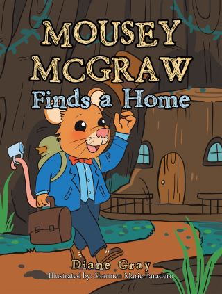 Mousey Mcgraw Finds a Home