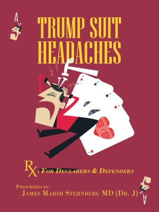 Trump  Suit  Headaches