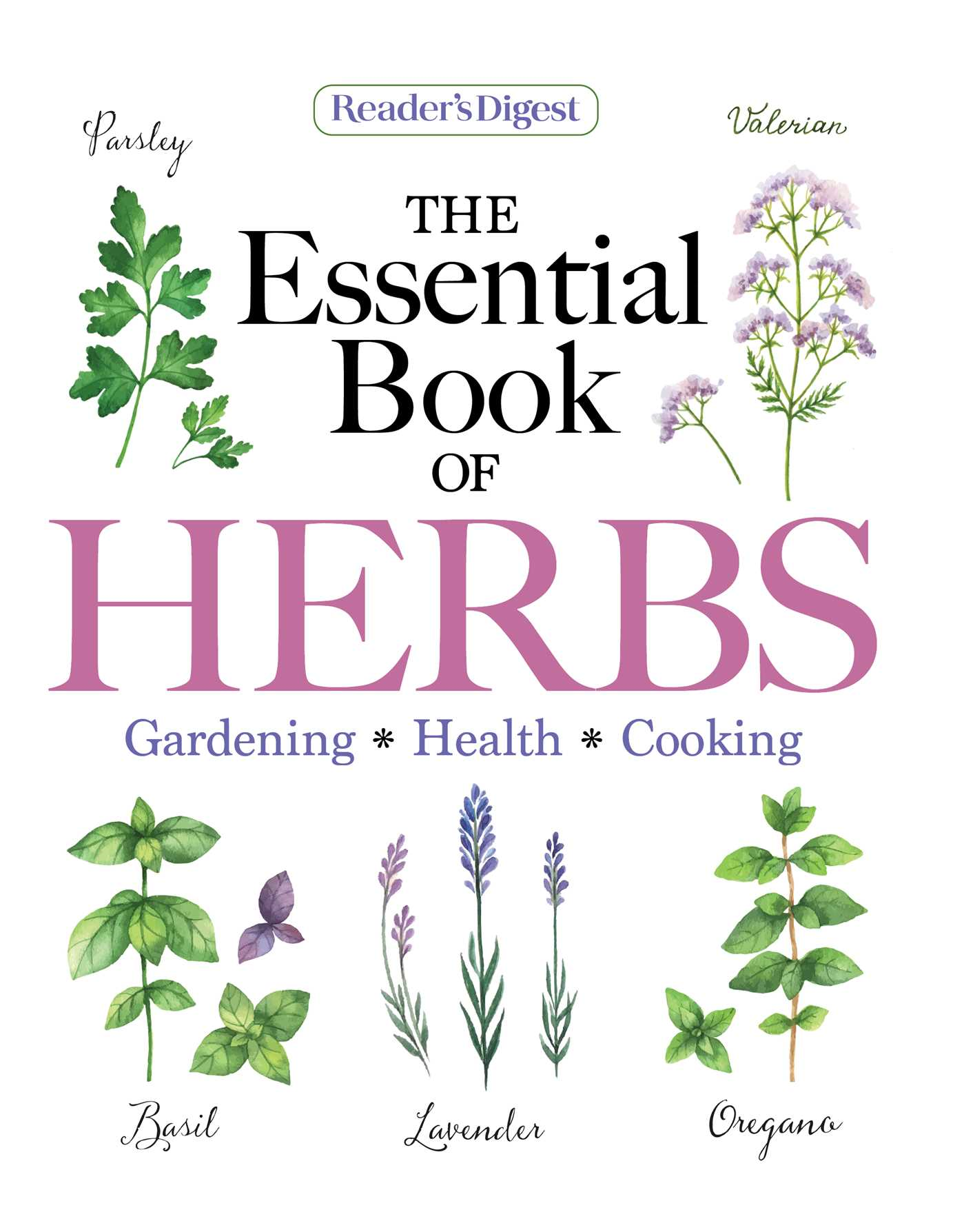 Reader's Digest Essential Book of Herbs