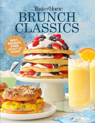 Taste of Home Brunch Classics