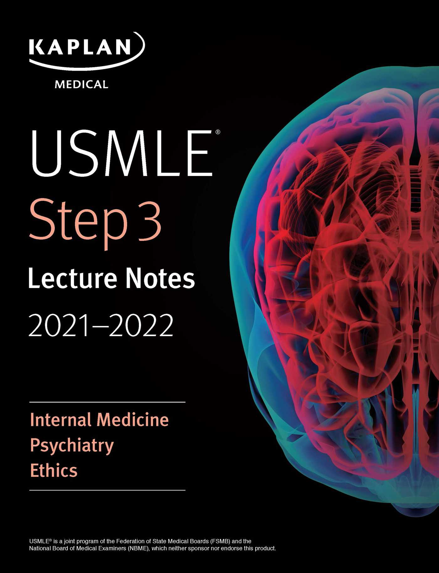 USMLE Step 3 Lecture Notes 2021-2022: Internal Medicine, Psychiatry, Ethics