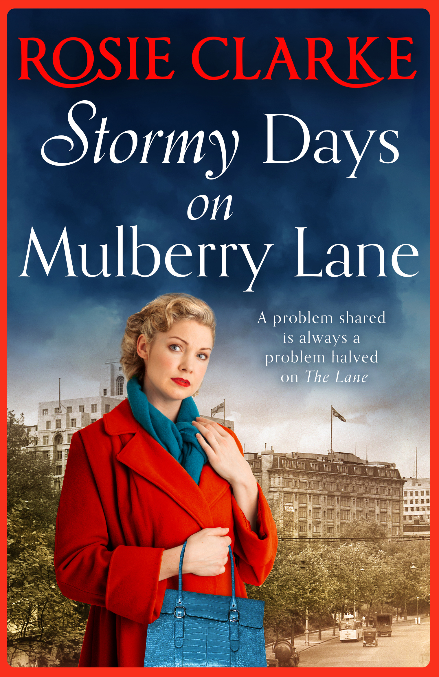 Stormy Days On Mulberry Lane