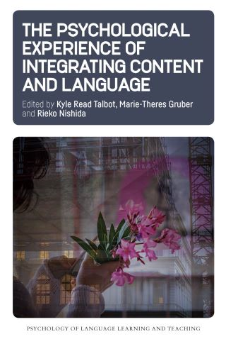 The Psychological Experience of Integrating Content and Language