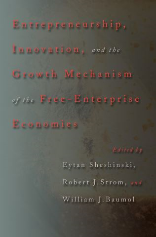Entrepreneurship, Innovation, and the Growth Mechanism of the Free-Enterprise Economies