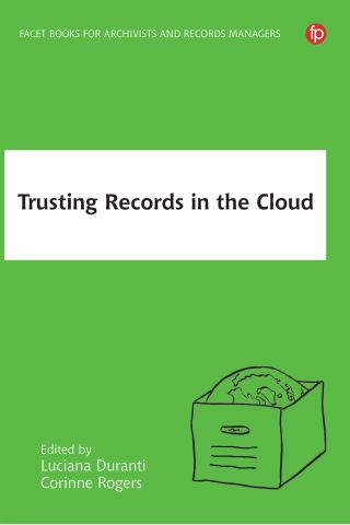Trusting Records and Data in the Cloud