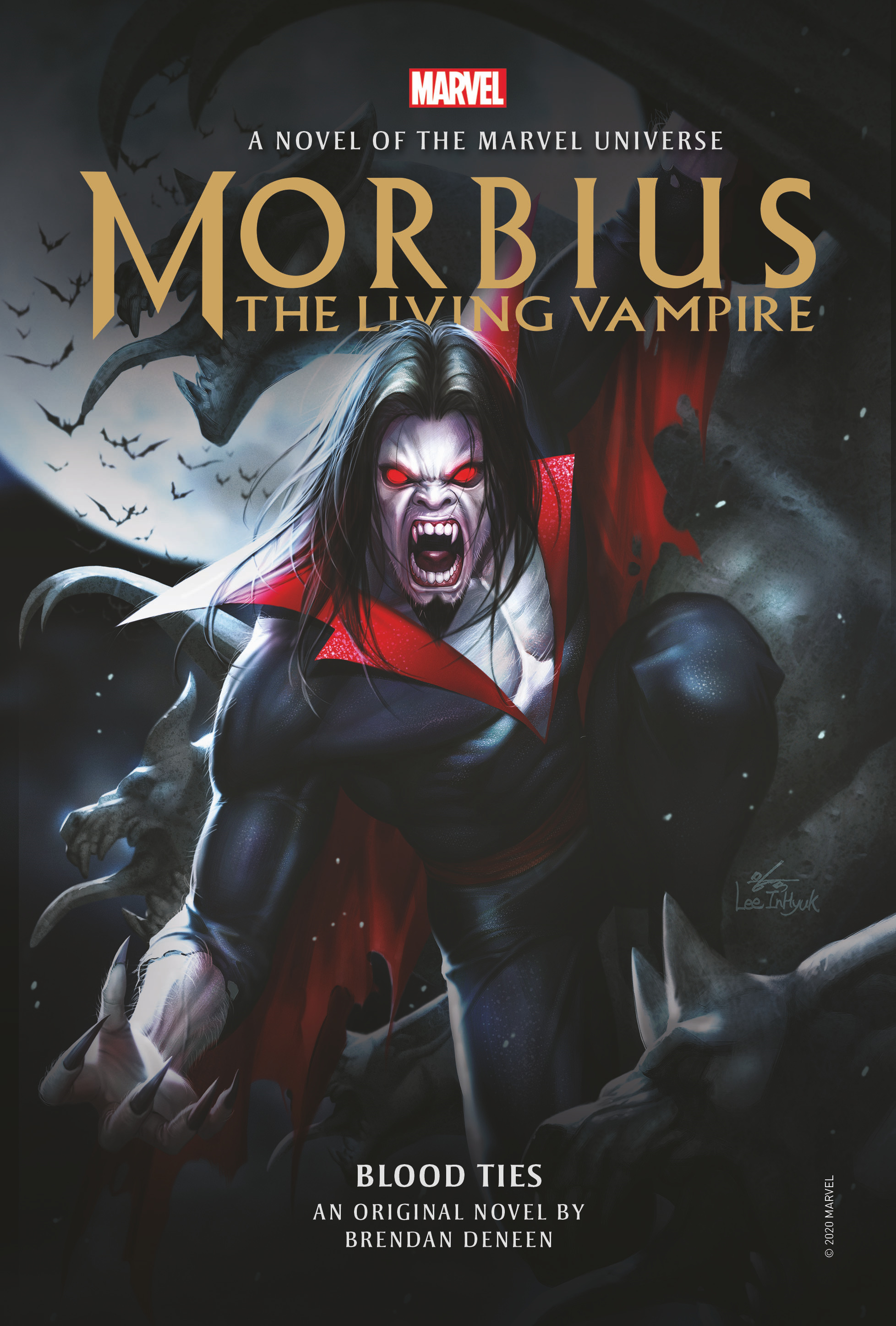 Morbius: The Living Vampire - Blood Ties