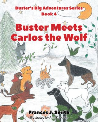 Buster Meets Carlos the Wolf