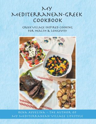 My Mediterranean-Greek Cookbook