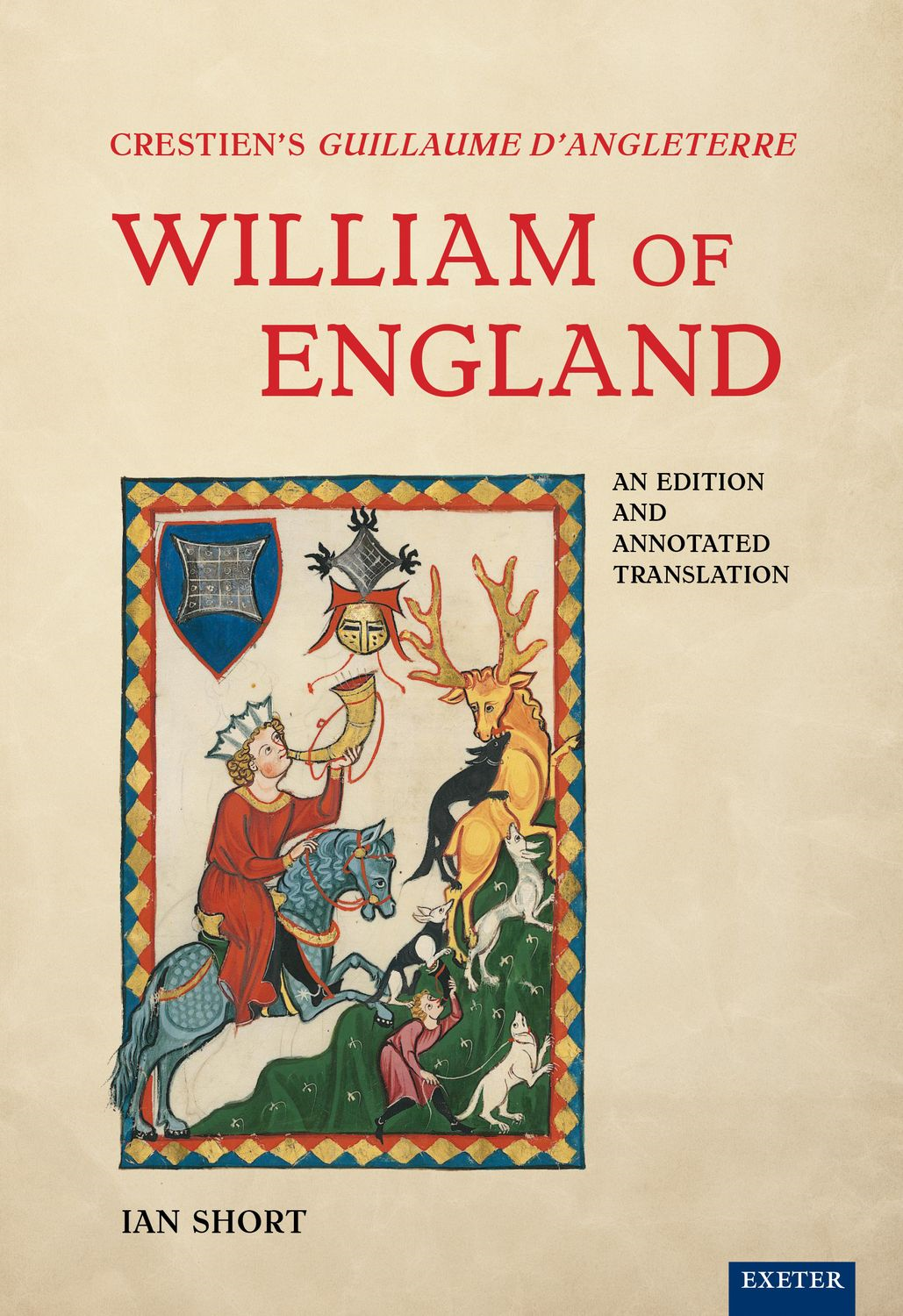 Crestiens Guillaume dAngleterre / William of England