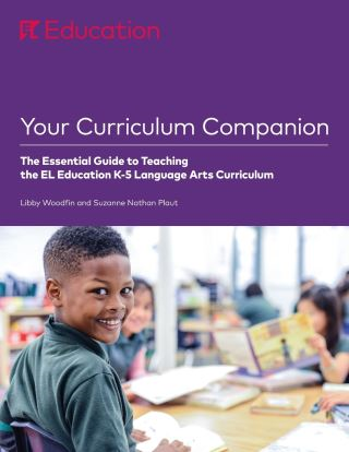 Your Curriculum Companion: