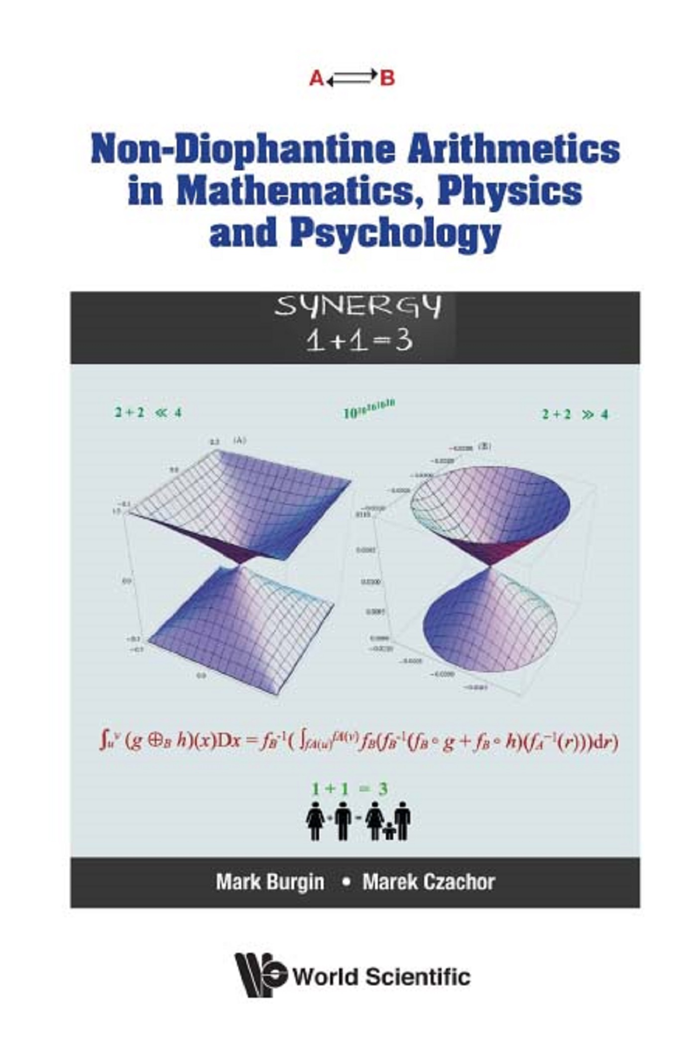 Non-Diophantine Arithmetics in Mathematics, Physics and Psychology