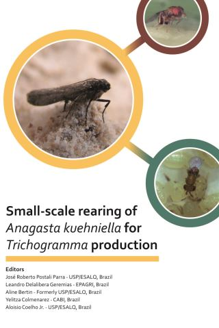 Small-scale Rearing of Anagasta kuehniella for Trichogramma Production