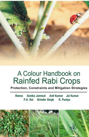 A Colour Handbook On Rainfed Rabi Crops