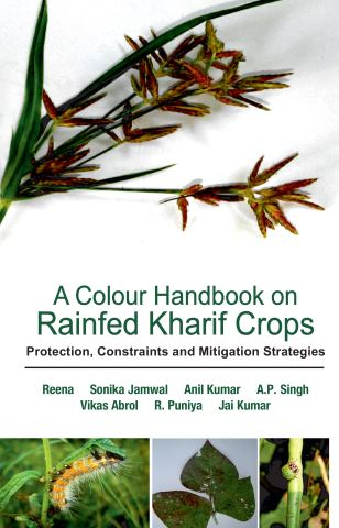 A Colour Handbook On Rainfed Kharif Crops