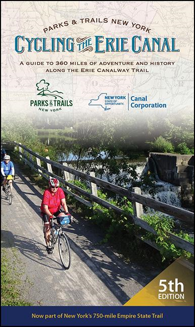 Cycling the Erie Canal, Fifth Edition