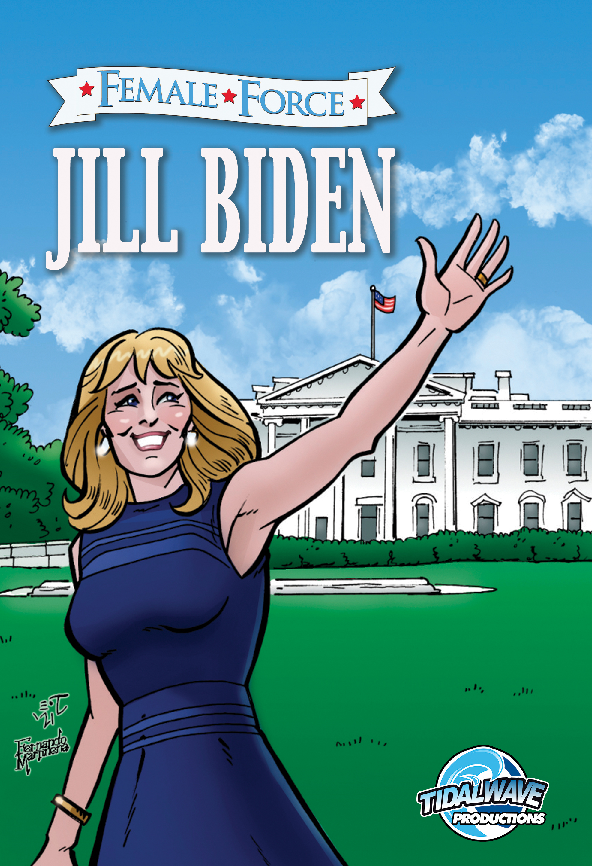 Female Force: Jill Biden
